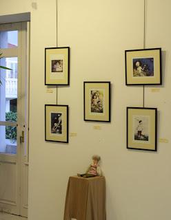 Exposición en Oleiros. A Coruña
