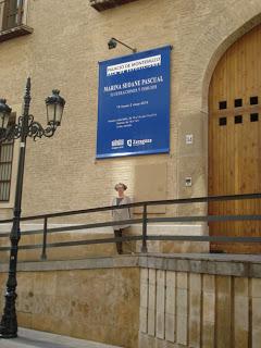 Fotos de la exposición en el Palacio de Montemuzo