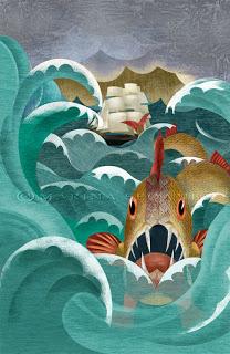 El buque maldito y otros misterios del mar