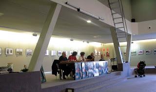 Fotografías de nuestra asistencia al 16º Salón do Cómic e a Ilustración de Cangas