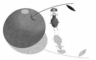 Ilustraciones en blanco y negro
