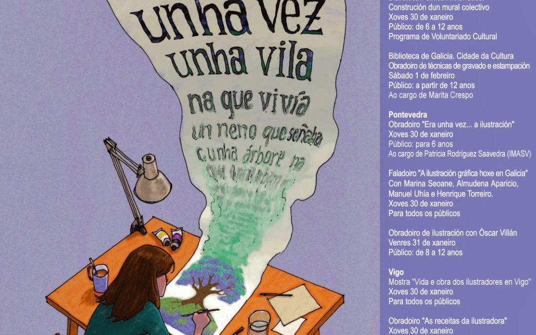 Día da Ilustración en Galicia