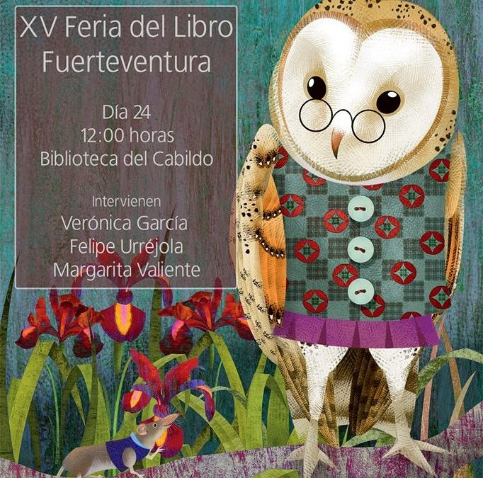 «El Elixir Curalotodo» empieza su andadura en la XV Feria del Libro de Fuerteventura