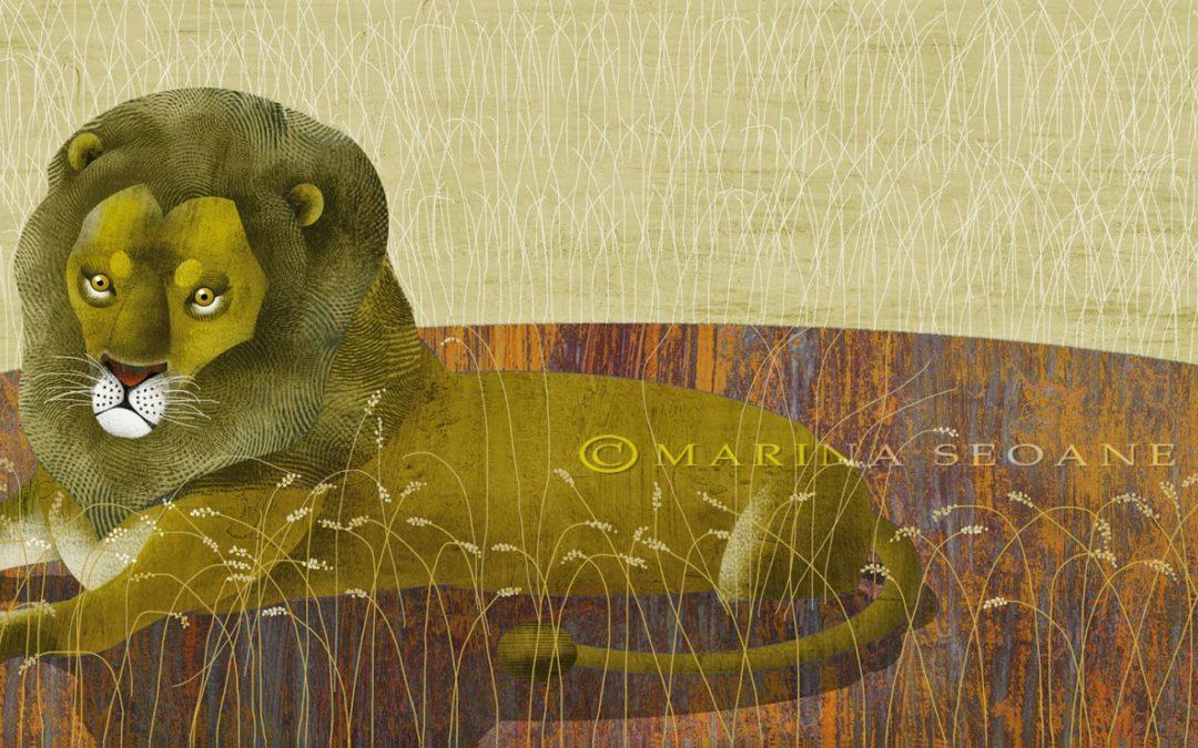 «El León y el Ratón», colección EL JARDÍN DE LOS CUENTOS. Editorial Oxford
