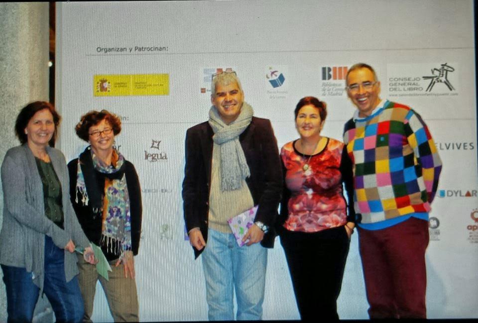 """""""El Elixir Curalotodo"""" en el Salón del Libro Infantil y Juvenil de Madrid"""