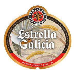 Etiquetas definitivas para Estrella de Galicia
