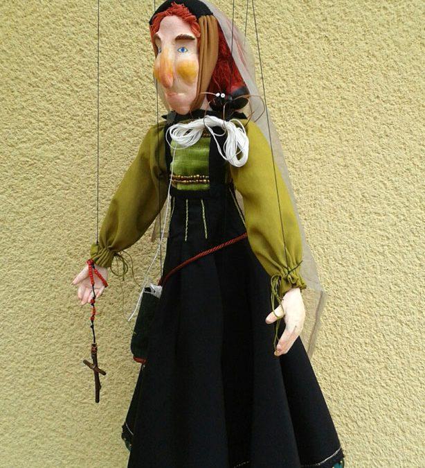 Marioneta de Celestina