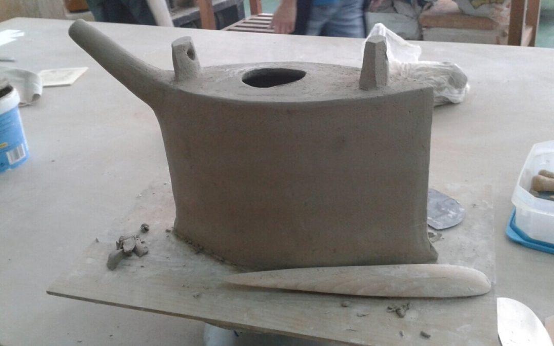 Aprendiendo más de la cerámica
