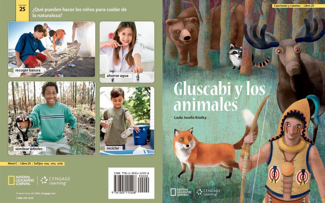 Libro publicado en el NATIONAL GEOGRAPHIC LEARNING Y CENGAGE LEARNING