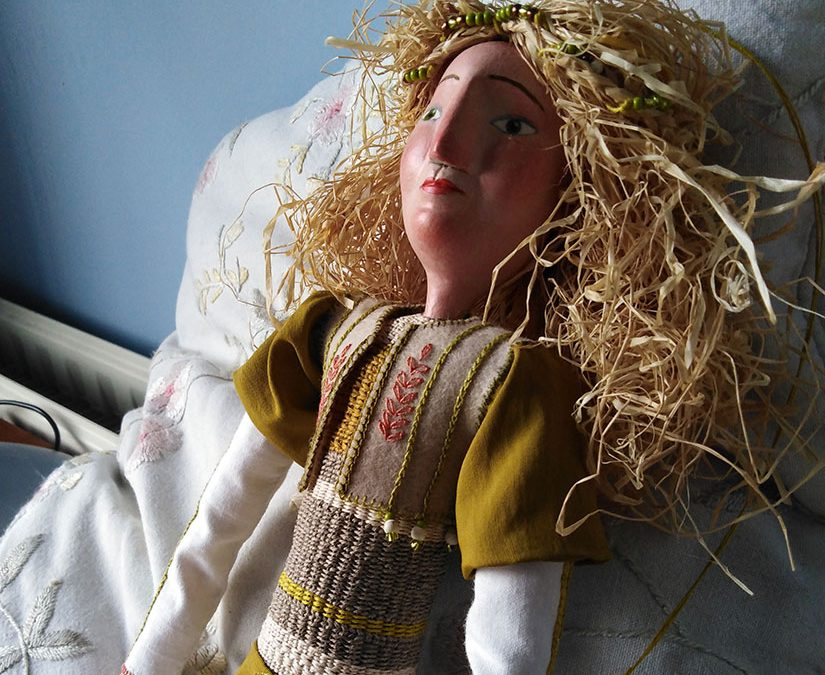 Nueva marioneta. ALEJANDRA